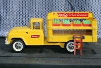 Buddy L Pressed Steel Coca-Cola Delivery Truck - Made In USA