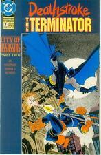 Deathstroke the Terminator # 7 (USA,1992)