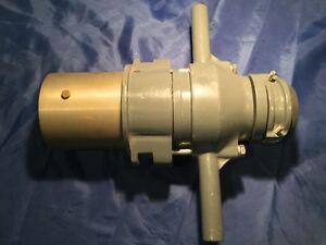 WILCO P5160 Heavy Duty Multi-Phase Connector Plug 160A