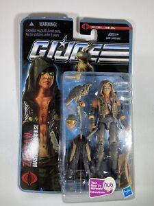 GI Joe Pursuit Of Cobra Zartan POC