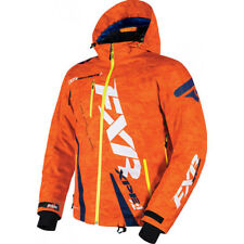 FXR Boost Snowmobile Jacket 2017 170011-3145-13 Large