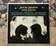 JACKIE GLEASON - MOVIE THEMES FOR LOVERS ONLY - ORIGINAL 1963 HiFi - VG
