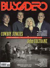 Buscadero 2018 413.Cowboy Junkies-John Coltrane,Brian Panowich,Paul Rodgers