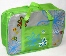 Medium Size Baby Nappy ToteTravel Changing Bag Child (Green)