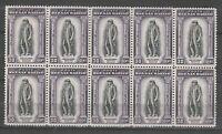 s37550 DEALER STOCK SAN MARINO MNH** 1935 c.30 Delfico Sass. 199 X10v