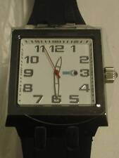 MEN WOMEN UNISEX TOOL TIME STAINLESS STEEL HEAVY DUTY WATCH NEW
