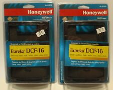 2 Honeywell H14016 Replacement Filter for Eureka DCF-16