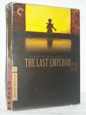 The Last Emperor (Dvd, 2008, 4-Disc Set, Criterion) Bernardo Bertolucci japanese