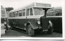 Preserved Exeter Corporation 1950 Daimler single deck Bus JFJ873 photograph