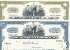 Lot 2 x Phillips van heusen Corporation, (New York Calvin Klein, Tommy Hilfiger)