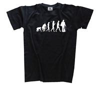 Standard Edition Tischler I Schreiner Zimmermann Evolution  T-Shirt S-XXXL