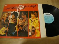 The Guess Who - All This For A Song - LP Record  G+ VG