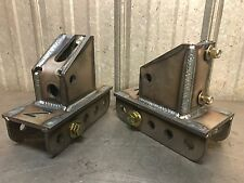 Jeep Cherokee Shackle Relocation Brackets FREE SHIPPING!!!