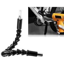 "NEU Stahl Flexible Bohrstange Achse Bohrmaschine Rolle Kurbelwelle 300mm 1/4 """