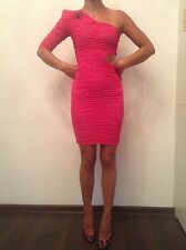 BNWT  River Island Sexy Bodycon Pink Dress. Size 6 RRP £79.99