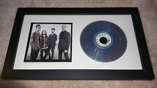 THE FRAY Helios SIGNED AUTOGRAPHED FRAMED CD DISPLAY #A