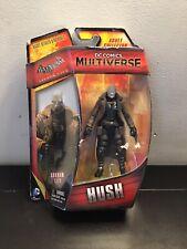 """DC Comics Multiverse Hush Action Figure 3.75"""" Batman Arkham City"""