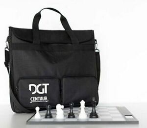 DGT Centaur + BAG - Revolutionary CHESS Computer - Digital Electronic Chess Set