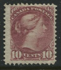 Canada 1880 10 cents magenta Montreal printing mint o.g.