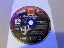 Driving Emotion Type-S (Sony PlayStation 2, 2001) PS2 - DISC ONLY - A808