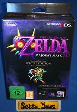 THE LEGEND OF ZELDA MAJORA'S MASK 3D SPECIAL EDITION  NINTENDO 3DS NEUF NEW