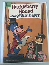 Huckleberry Hound (1959 Dell/Gold Key) #35 VF Very Fine Dell Comics