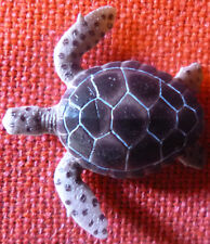 AUSTRALIAN GREEN TURTLE MARINE LIFE Small Replica Size 60mm