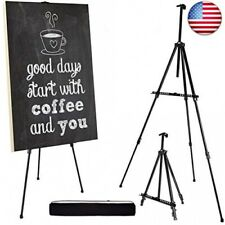 Artify 73 Inches Double Tier Easel Stand, Adjustable Height from 22-73�, Tripod