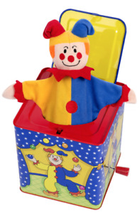 Schylling Jack-In-The-Box