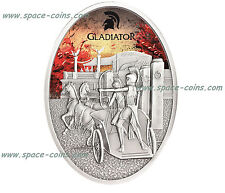 Gladiatrix! $10 Fiji Silver Proof Coin, only 999 made! Gladiator Series - 2013