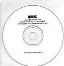 (572H) Influx, Holding the Gun - DJ CD