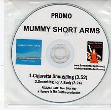 (DS665) Mummy Short Arms, Cigarette Smuggling - DJ CD