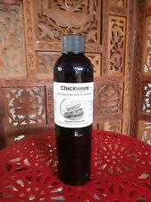 Chickweed Herbal Infused Oil 100% Organic 8oz - 236ml Skin care Stellaria Media