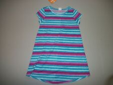 GIRLS GYMBOREE MIX N MATCH BLUE PINK DRESS NWT RETAIL $26.95 SIZE 5/6