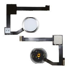 SILVER Home Pulsante Flex Cable Nastro Connettore pezzo di ricambio per IPAD MINI 4