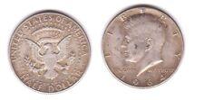1/2 Dollar Silbermünze USA 1964 John F.Kennedy (113875)