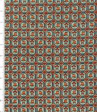 vintage antique victorian ~ CHATELAINE COTTON REELS ~ tread spool fabric makower