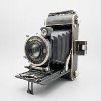 Voigtlander Inos II + Skopar 105mm f/4.5 - 6X9 - Fully Working - Very Good
