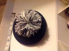 pom pom hair piece/hat
