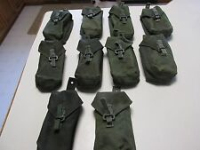 Canadian Army   7.62mm/C-1 Surplus Ammo Pouch 20 Rnd.  (10 Pouches!!!) Cool!!!