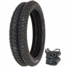 Michelin City Pro Tire Set - Honda CB125S CL125S - Tires Tubes and Rim Strips