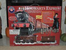 Lionel Harry Potter Hogwarts Express Train Set - G-Gauge