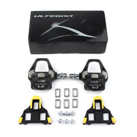 Ultegra PD-R8000 Carbon Fiber Road Bike Pedal with SM-SH11 Cleats  Bicycle