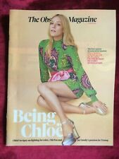 CHLOE SEVIGNY rare UK magazine 2018 Joe Wicks Pamela Des Barres Melissa Broder