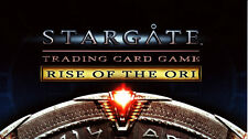 STARGATE TCG CCG RISE THE ORI Clues from the Past #162
