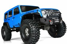 PROLINE Jeep Wrangler Rubicon Unlimited Clear Carrosserie TRX-4