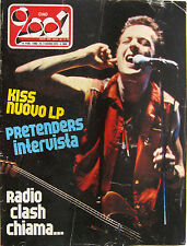 CIAO2001 7 1982 Clash Kiss Pretenders Discharge Allman Brothers Edgar Winter OMD