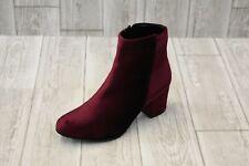 8b750343abe Steve Madden Herow Boots - Women s Size 7M - Wine ...