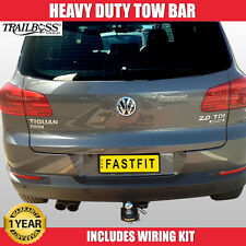 TrailBoss Heavy Duty TowBar SYDNEY To Suit VolksWagen Tiguan - 08/2008 ON