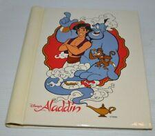 DISNEY ALADDIN Photo Album unused 1990s